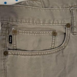 RL Polo Gray Jeans